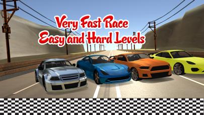 Fast Racer-Ultra 3D screenshot two