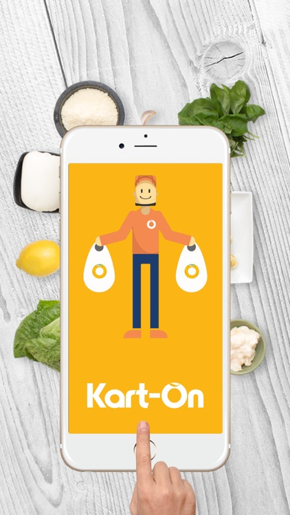 Kart-On Grocery Delivery screenshot-4