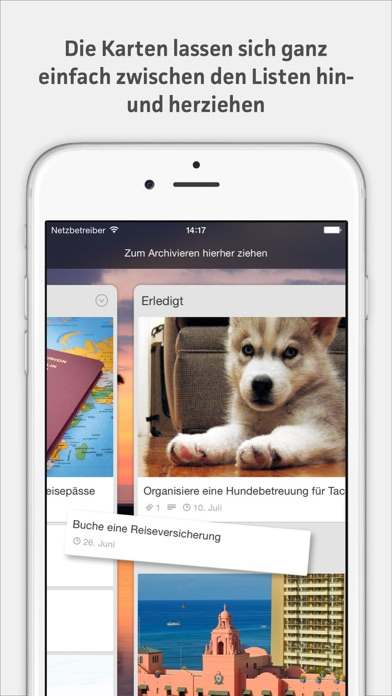 Screenshot for Trello in Austria App Store