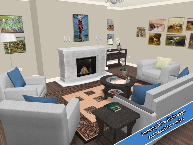 Interior Design for iPad screenshot-2