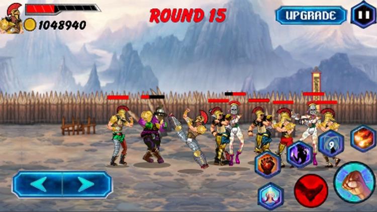 Street Fight Serious screenshot-6