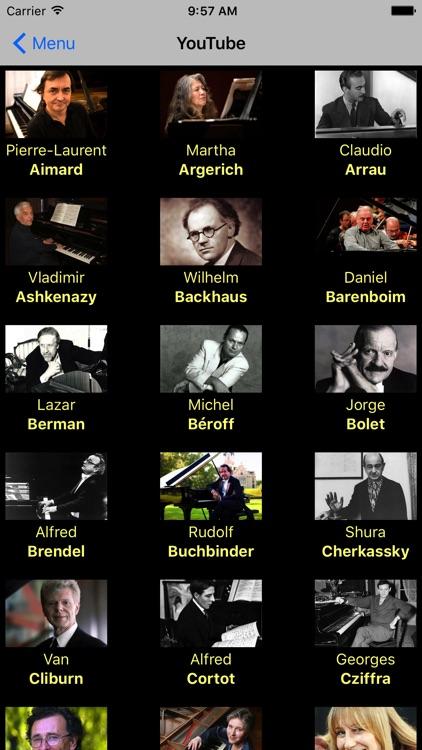 The Great Pianists screenshot-3