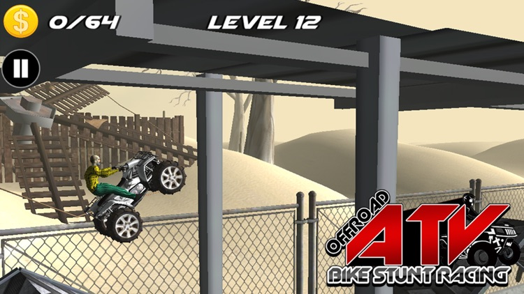 Racing Offroad Atv Bike Games screenshot-5