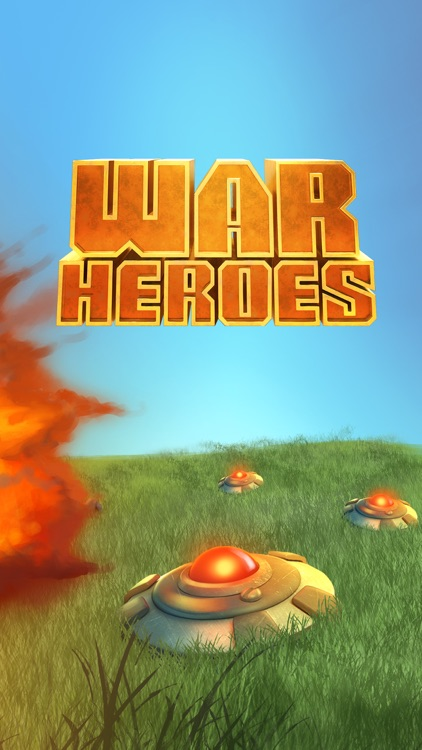 War Heroes Strategy Card Games screenshot-1