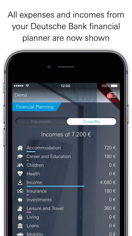 Deutsche Bank Mobile screenshot-3