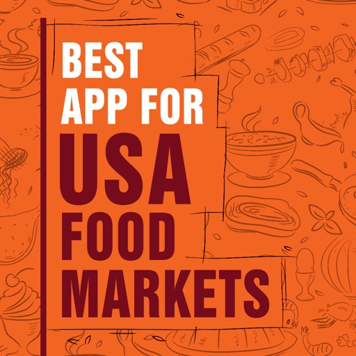 Best App for USA Food Markets