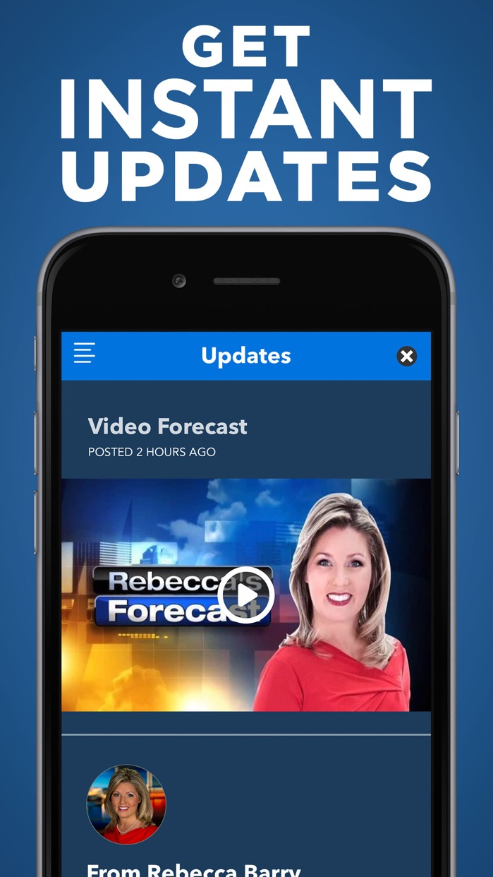 News4Jax Weather Authority Screenshot