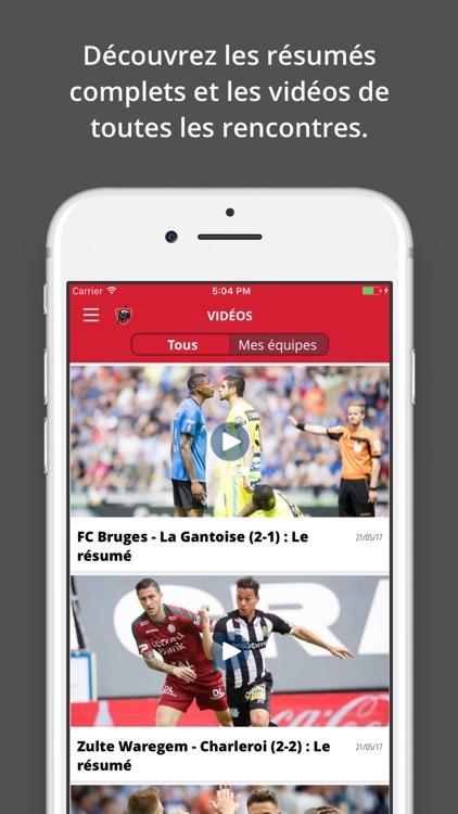 Jupiler Pro League - official