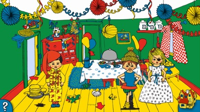 Screenshot for Pippi's Villa Villekulla! in Brazil App Store