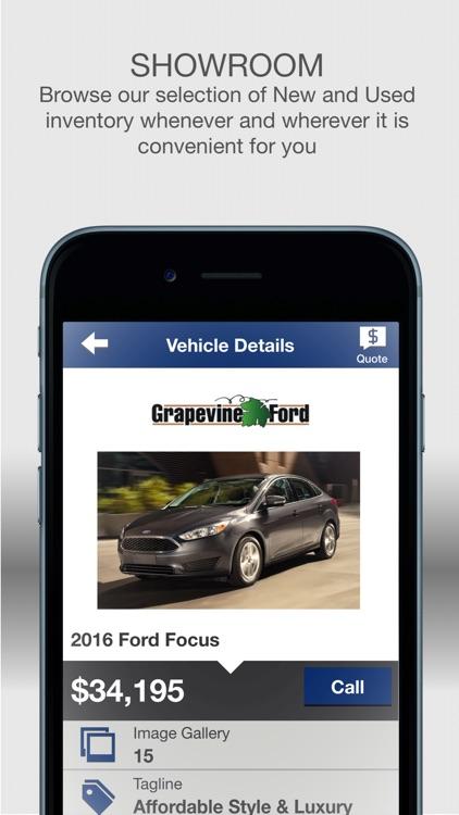 Grapevine Ford Lincoln