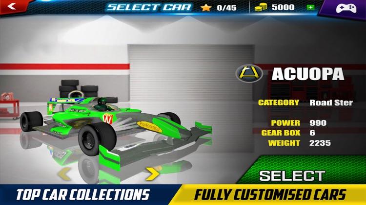 Formula Race: Car Racing screenshot-3