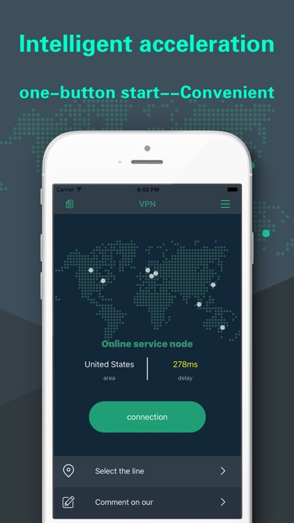 VPN -Unlimited network shields