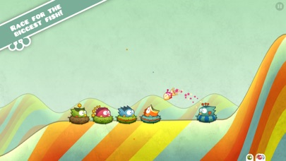 Screenshot for Tiny Wings in Kuwait App Store