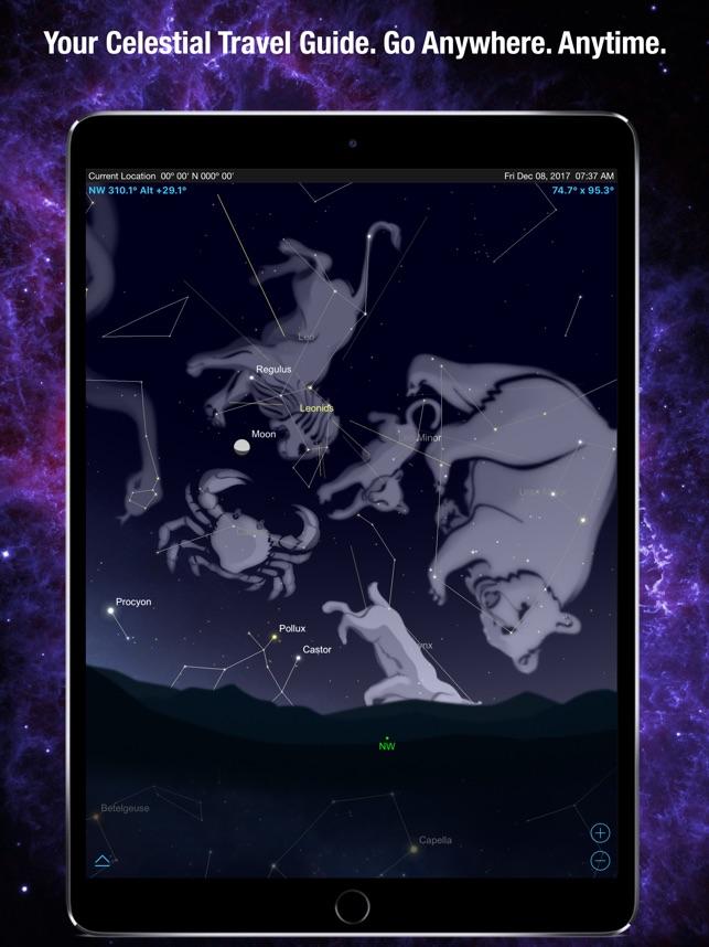 SkySafari AR Screenshot