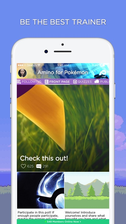 Poké Amino for Pokémon Fans