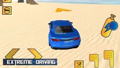 High Speed Car Stunts Driving screenshot two