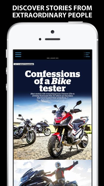 Bike - Motorbike News Magazine screenshot-3