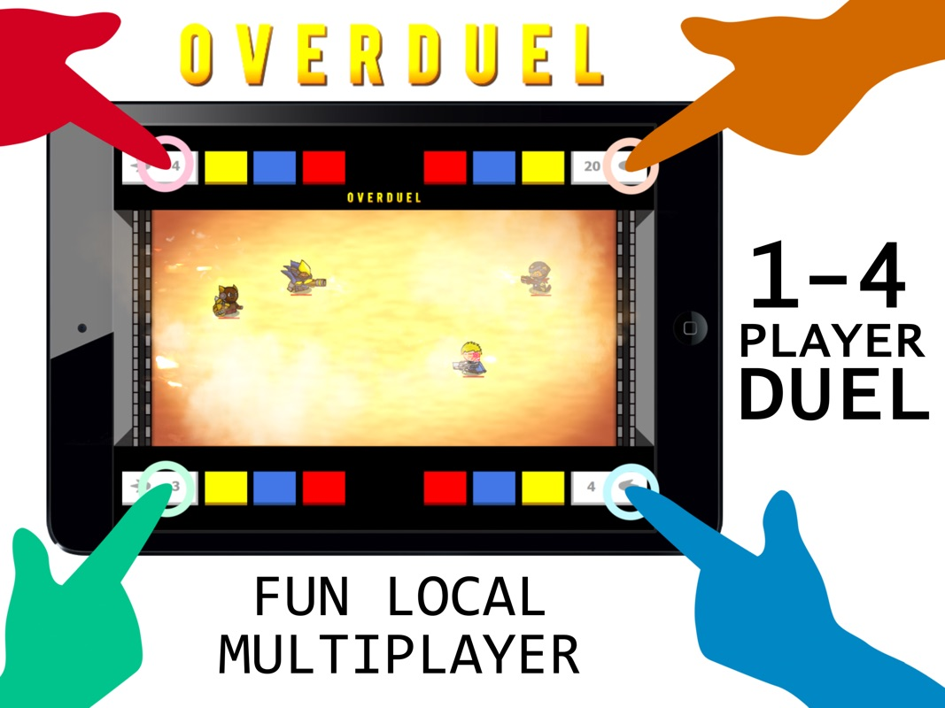 OVERDUEL - Cat Heroes Arena - Online Game Hack and Cheat