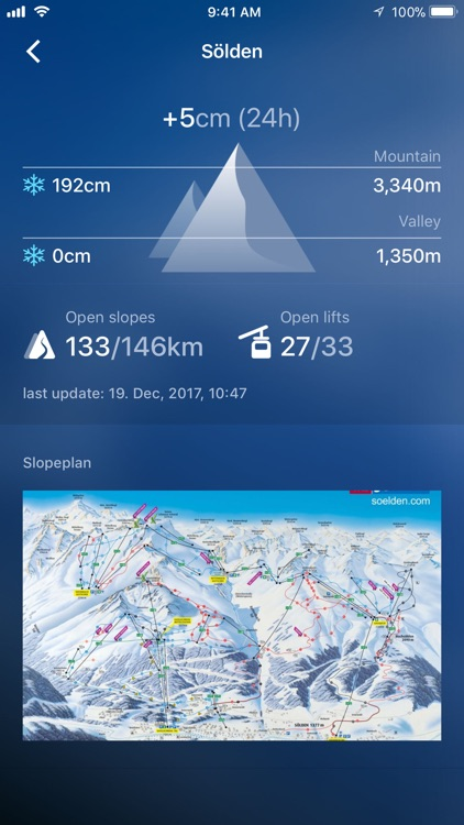 Snow Report Ski App Pro screenshot-1