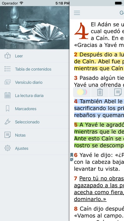 La Biblia Latinoamericana screenshot-2