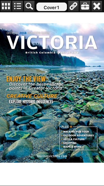 Victoria Vacation Guide screenshot-1