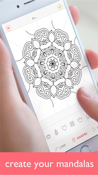 download Colorfy: Coloring Book & Arts apps 1