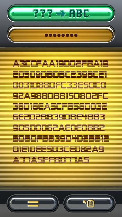 Secret Message Machine