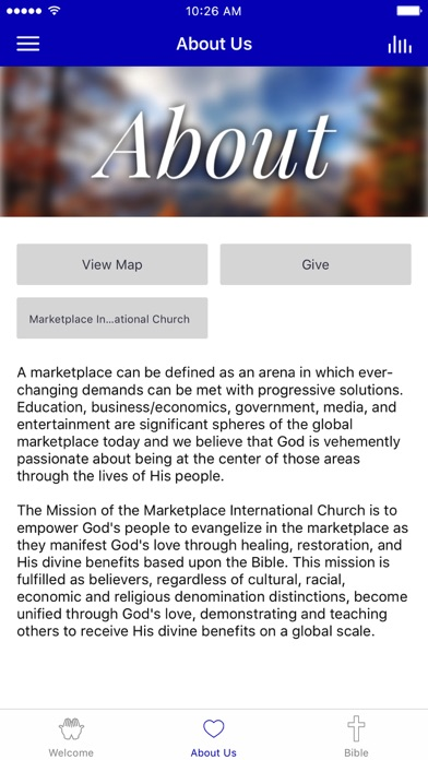 The Marketplace Intl screenshot 2