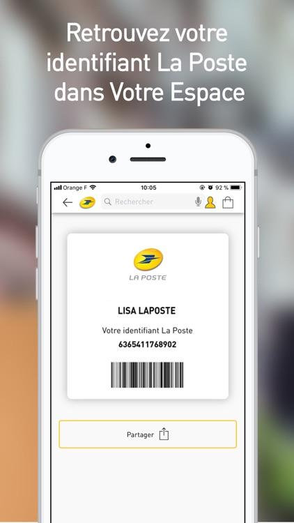 La Poste - Services Postaux screenshot-4