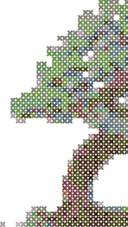 Stitched—Cross-stitch Patterns