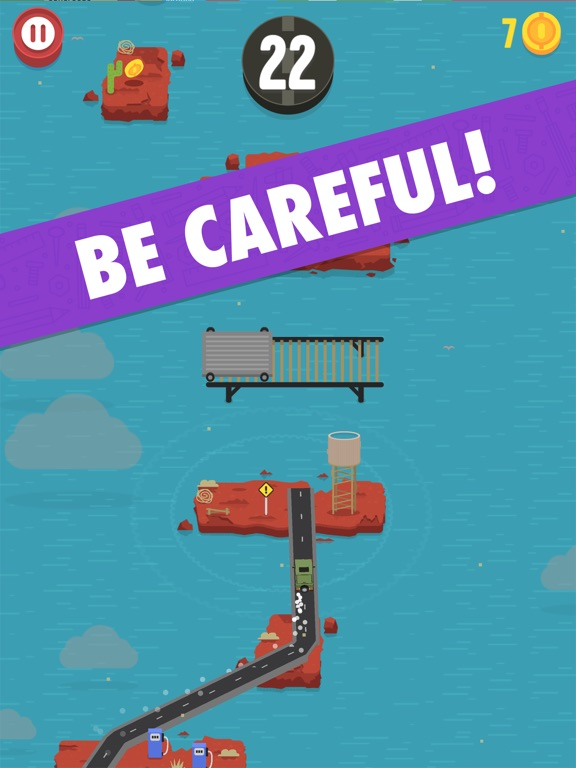 Скачать игру Hardway - Endless Road Builder