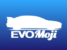 EvoMoji is an App to where all people are fans of the top sports car of an EVO