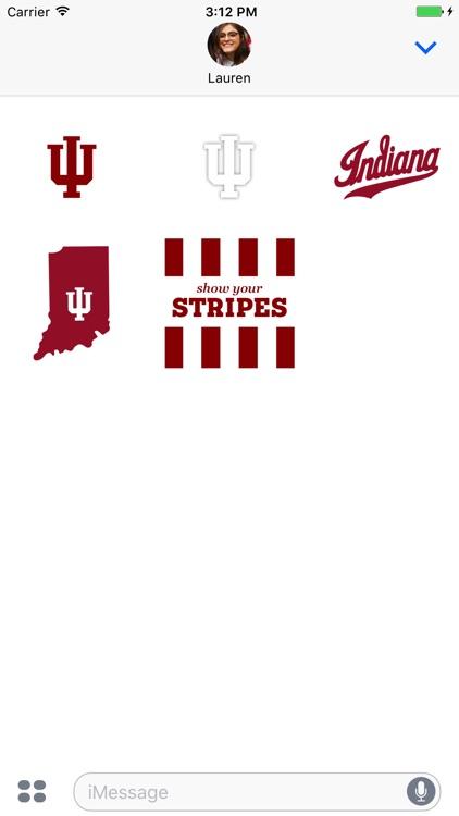IU Stickers