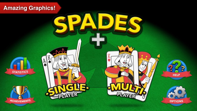 Spades++ screenshot-1