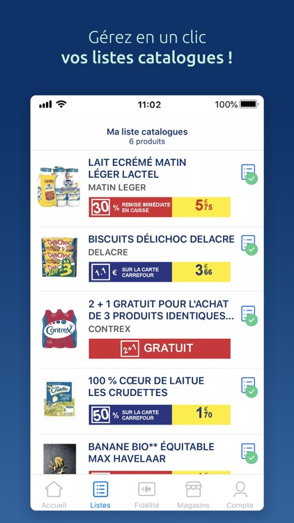 Carrefour screenshot-2