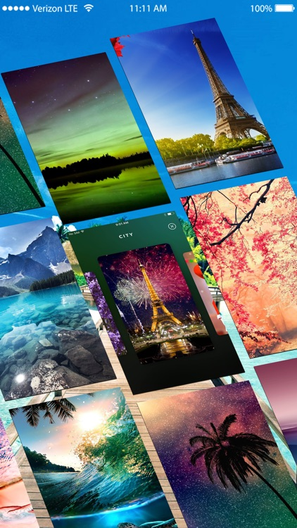 HD Wallpapers - Cool Backgrounds & Themes screenshot-3