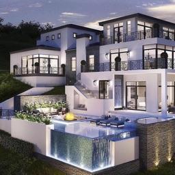 Luxury - House Plans