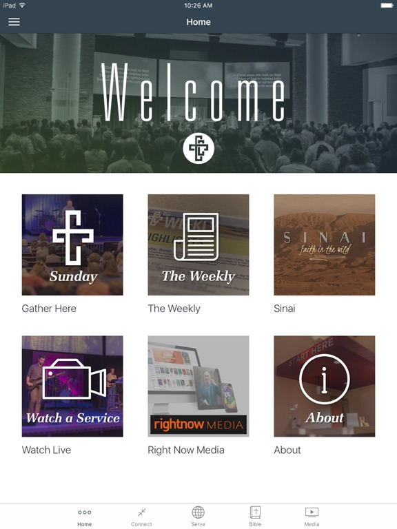 Christ Community Church Ames-ipad-0