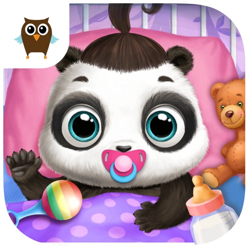 Panda Lu Baby Bear Care - No Ads