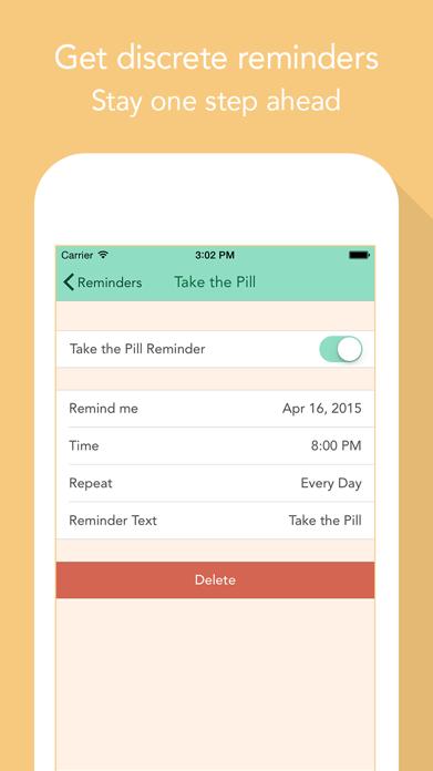 Cycles – Period & PMS Tracker Screenshot