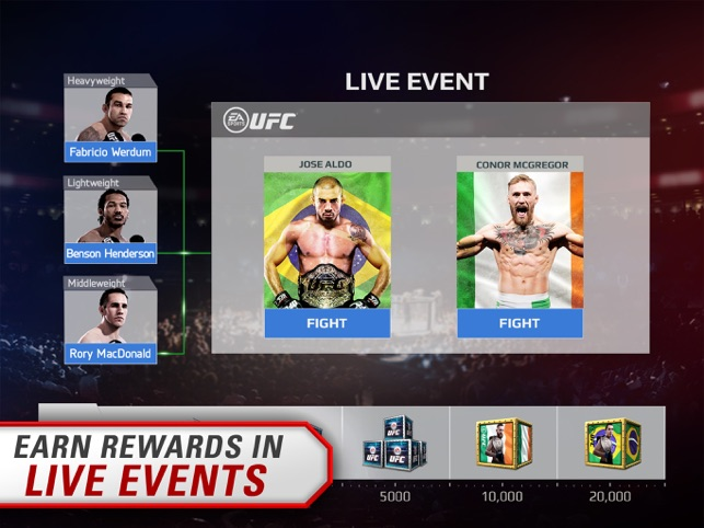 Ea ufc online tournaments for prizes