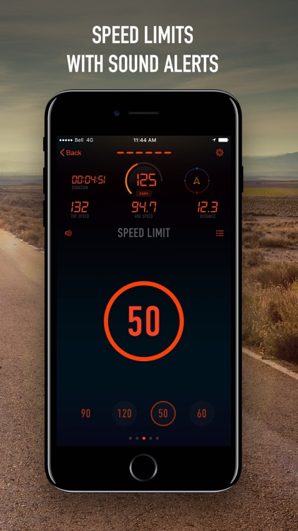 SPEEDOMETER™ screenshot-3