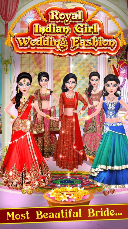 Royal Indian Wedding Fashion