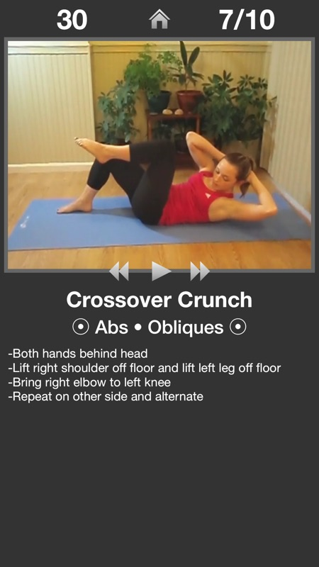 Daily Ab Workout Abs Fitness Online Game Hack And Cheat