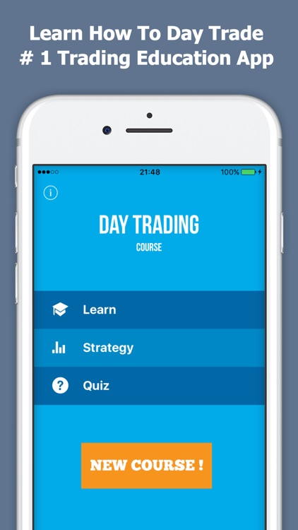 Day Trading Course - Stocks, Forex, Gold, Bitcoin.