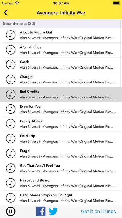 Find Soundtracks screenshot-6