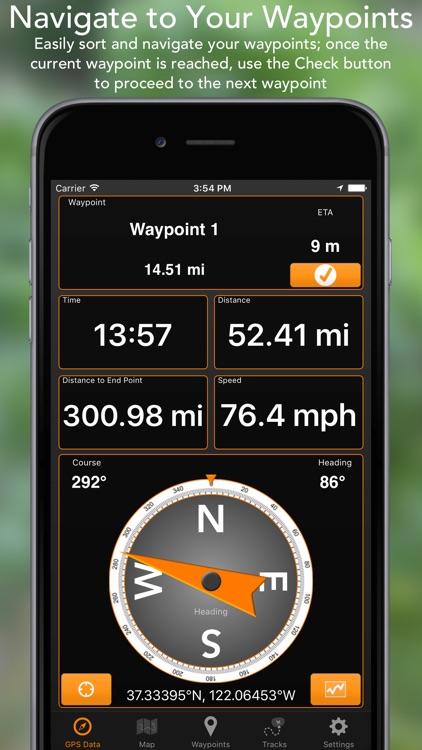 GPS Tracks screenshot-5