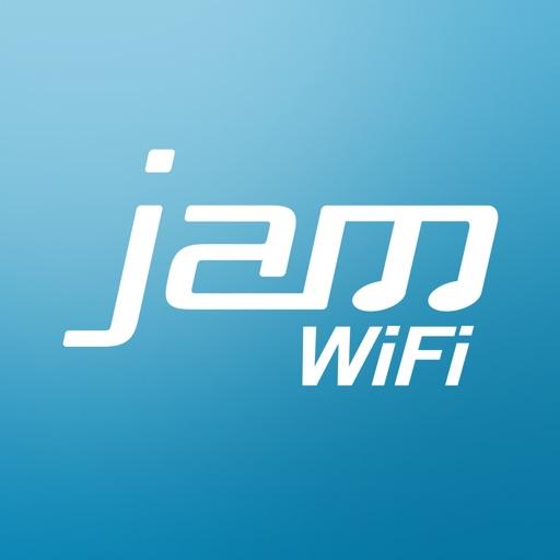 Jam WiFi iOS App