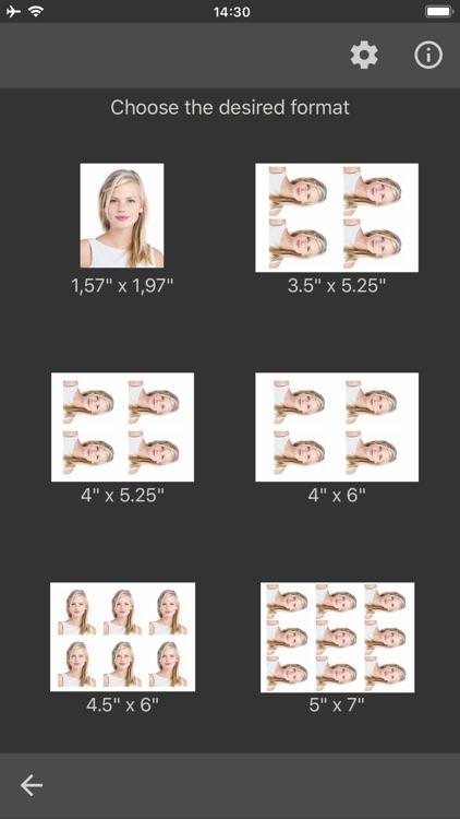 Passport Photo - ID Photo screenshot-8