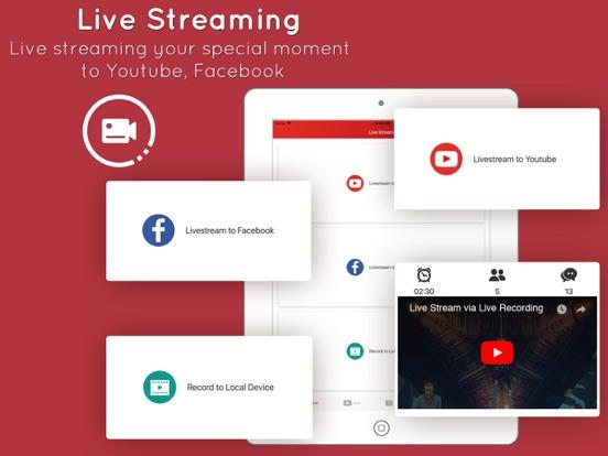 Live stream apps & games Screenshots